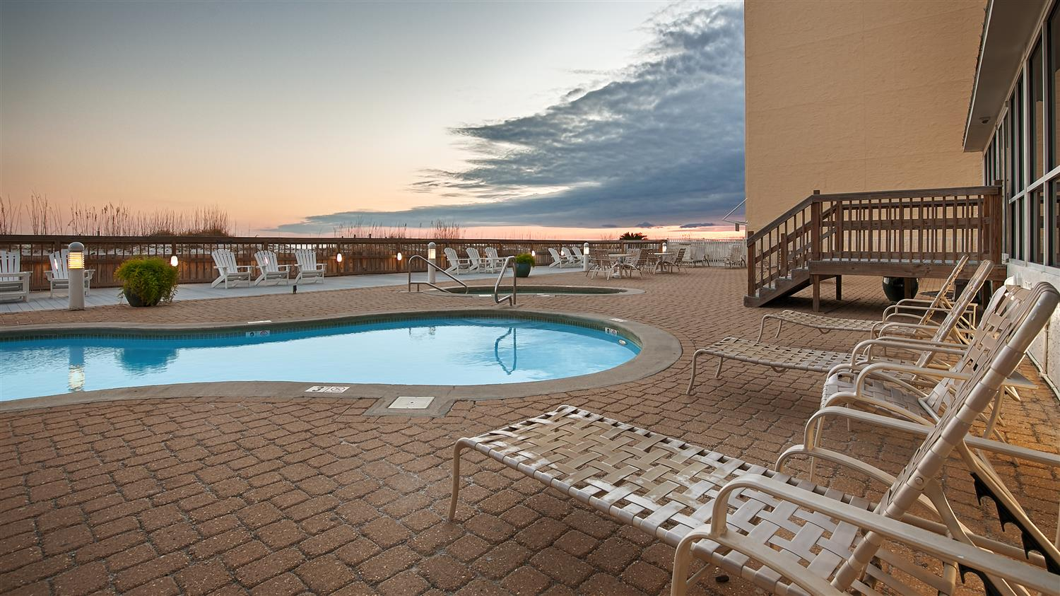 Pool - Best Western on the Beach Hotel Gulf Shores