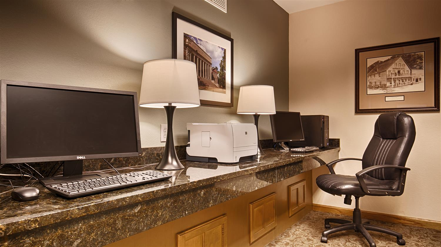 Conference Area - Best Western University Inn Tuscaloosa