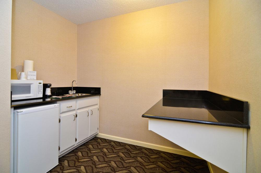 Amenities - Best Western Suites Jackson