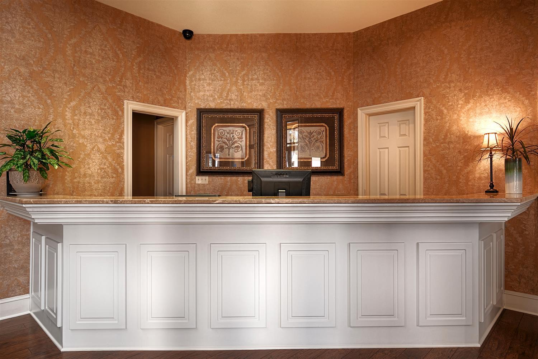 Lobby - Best Western Suites Jackson