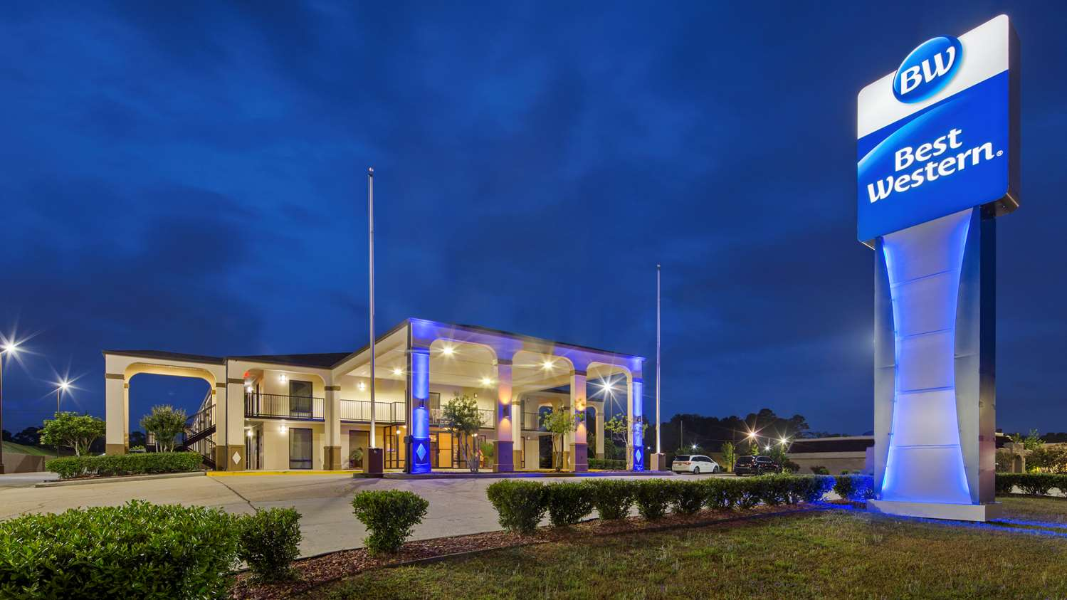 Exterior view - Best Western Inn Andalusia
