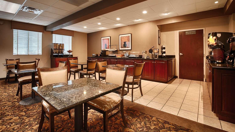 Restaurant - Best Western Plus Oak Mountain Inn Pelham