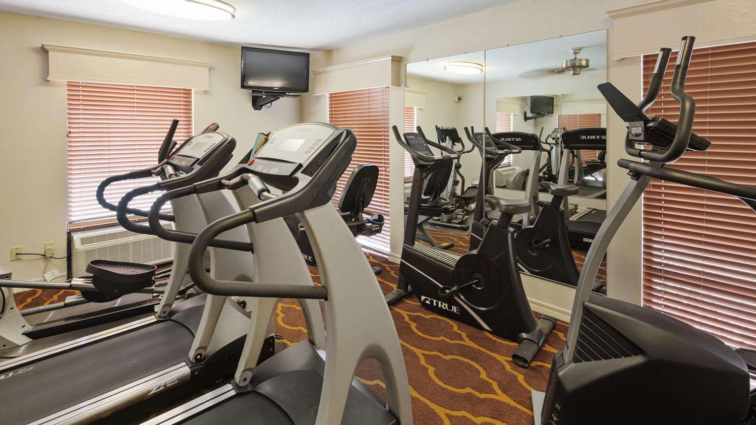 Fitness/ Exercise Room - Best Western Inn Monroeville