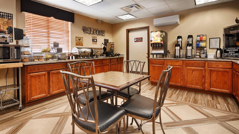 Restaurant - Best Western River City Hotel Decatur