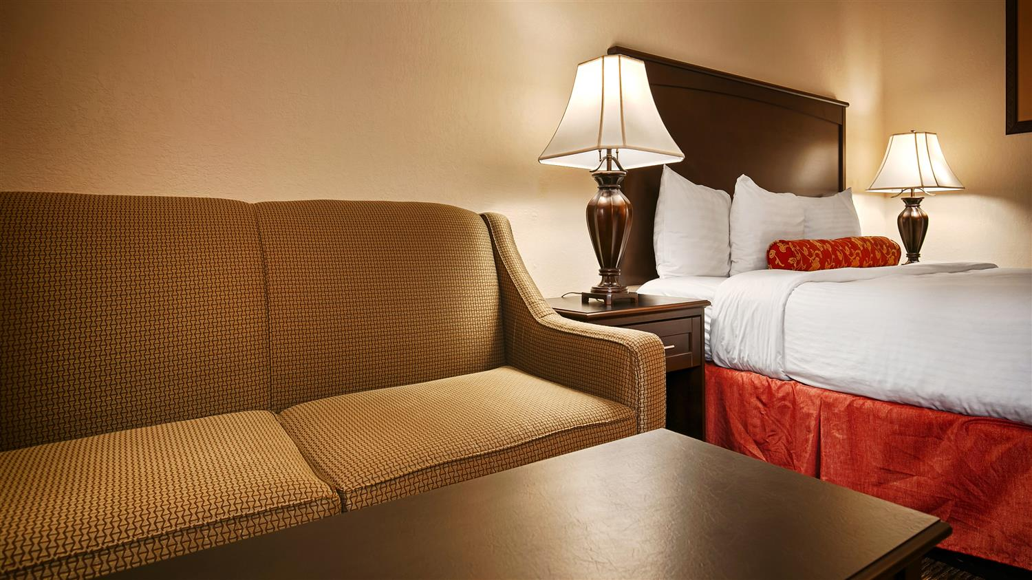 Room - Best Western River City Hotel Decatur