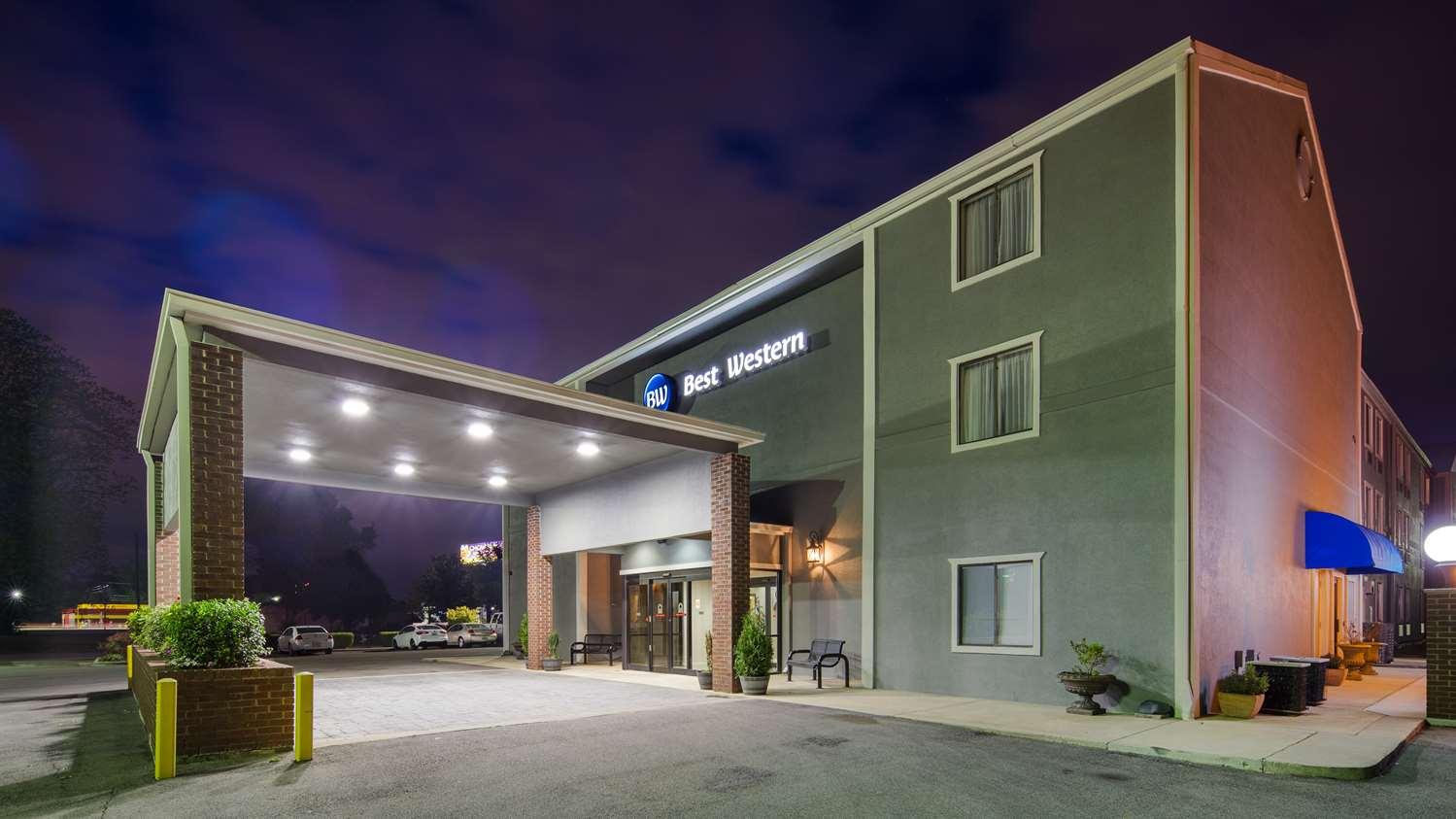 Exterior view - Best Western River City Hotel Decatur