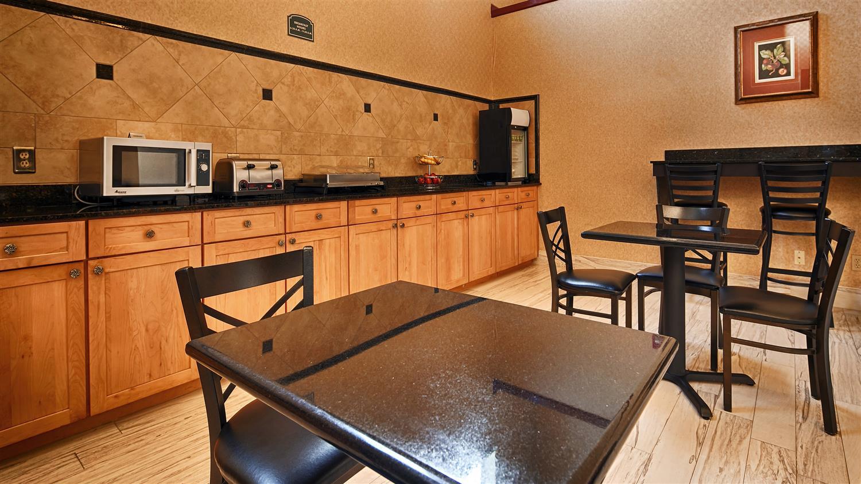 Restaurant - Best Western Gardendale Inn