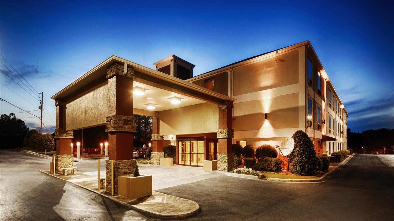 Exterior view - Best Western Gardendale Inn