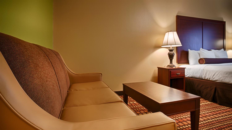 Room - Best Western Plus Gadsden Hotel & Suites