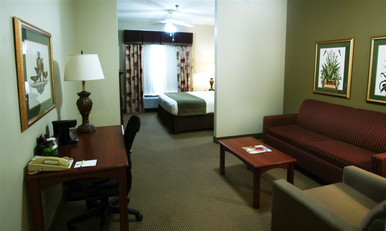 Suite - Best Western Plus Gadsden Hotel & Suites