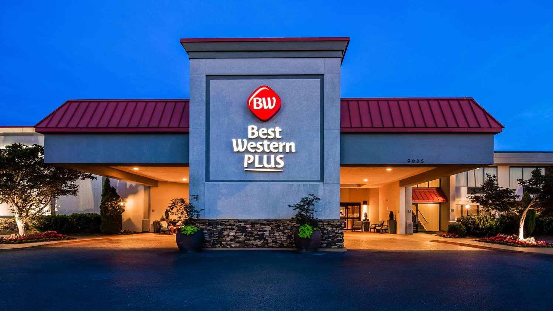 Exterior view - Best Western Plus Madison-Huntsville Hotel