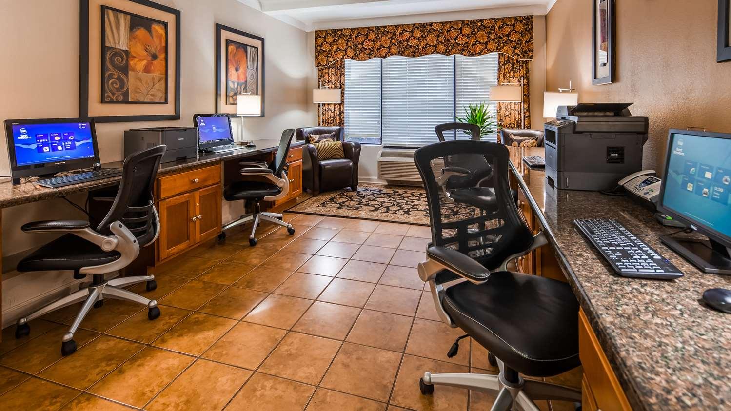 Conference Area - Best Western Plus Madison-Huntsville Hotel