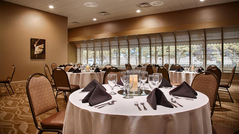 Meeting Facilities - Best Western Plus Madison-Huntsville Hotel