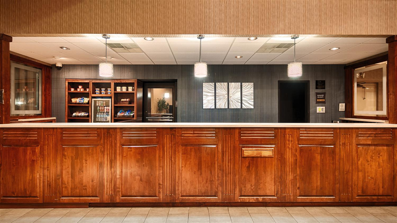 Lobby - Best Western Plus Madison-Huntsville Hotel
