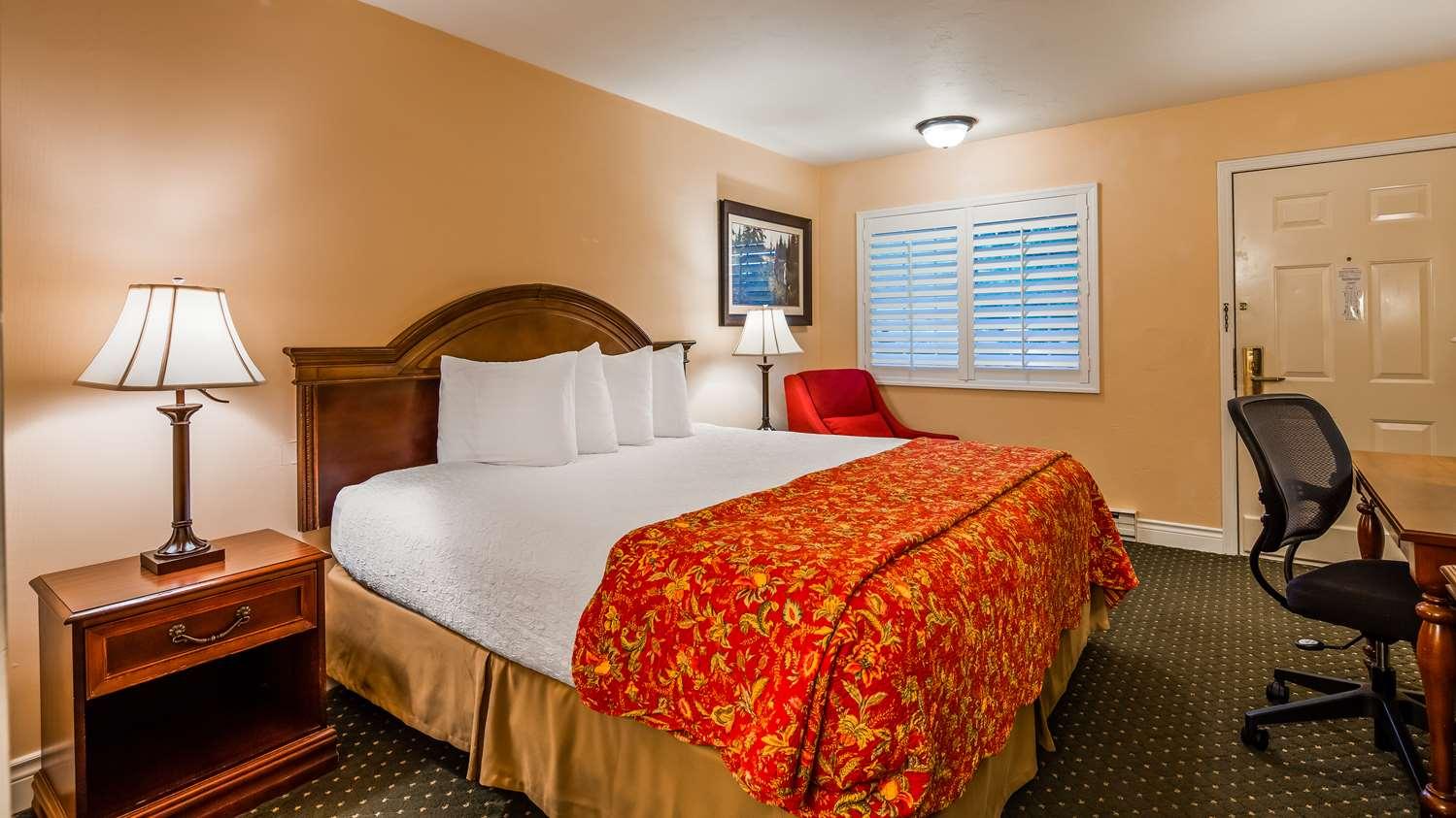 Room - Best Western Country Lane Inn Juneau