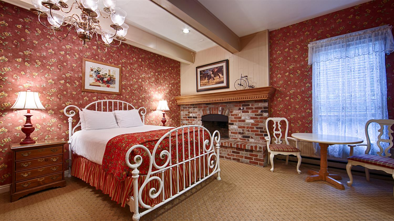 Room - Best Western Grandma's Feather Bed Inn Juneau