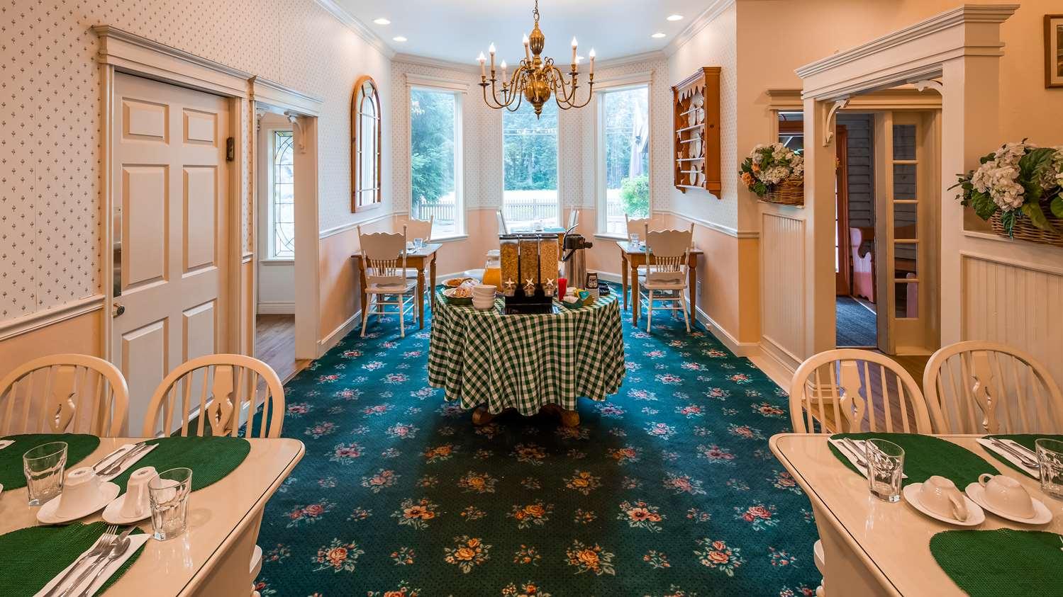 Restaurant - Best Western Grandma's Feather Bed Inn Juneau