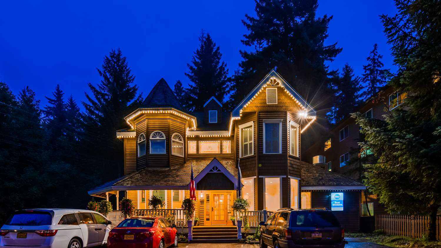 Exterior view - Best Western Grandma's Feather Bed Inn Juneau