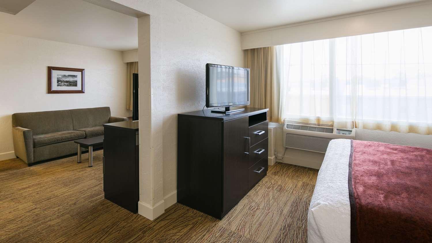 Room - Best Western Pony Soldier Inn & Suites Flagstaff