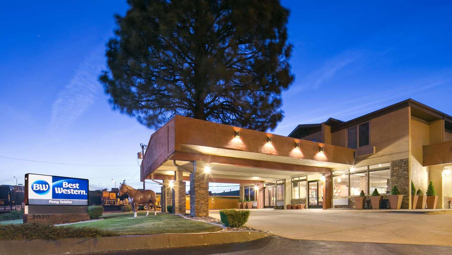 Exterior view - Best Western Pony Soldier Inn & Suites Flagstaff