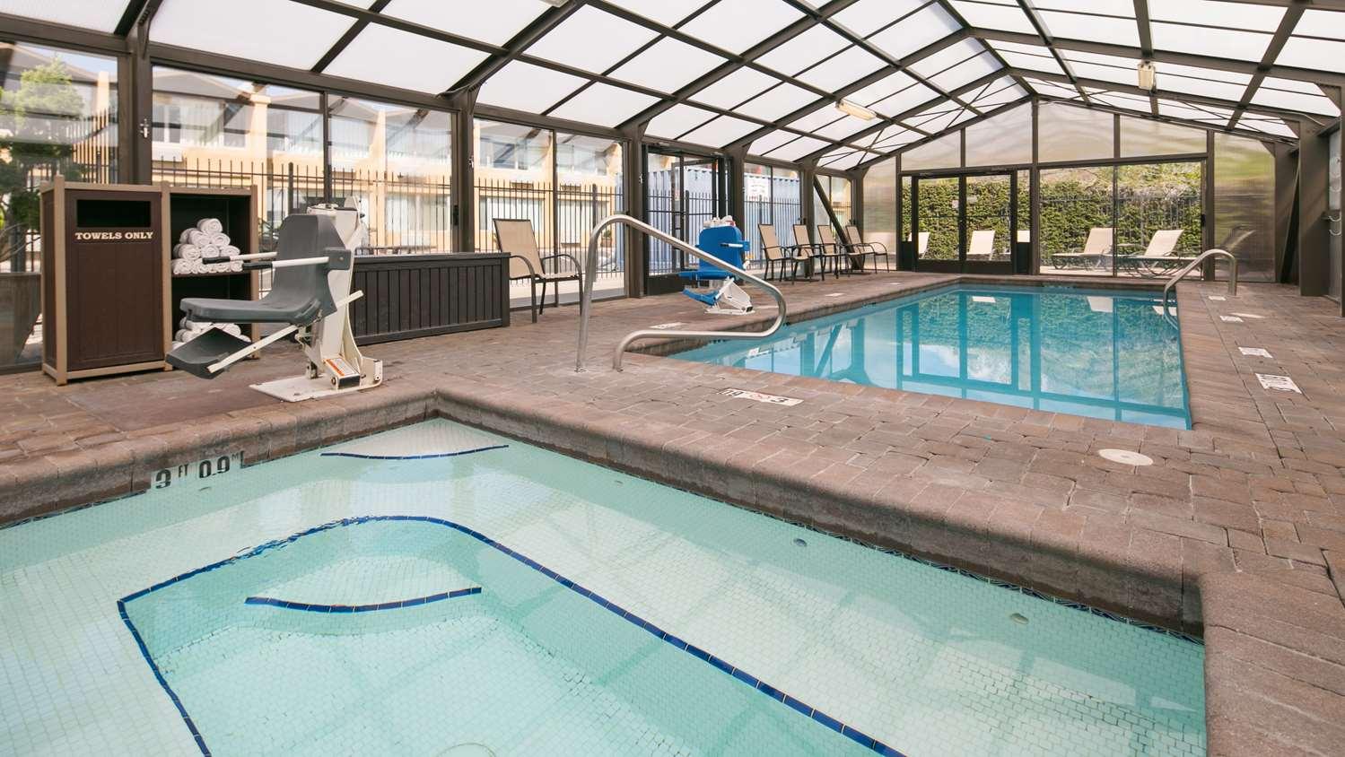 Pool - Best Western Pony Soldier Inn & Suites Flagstaff