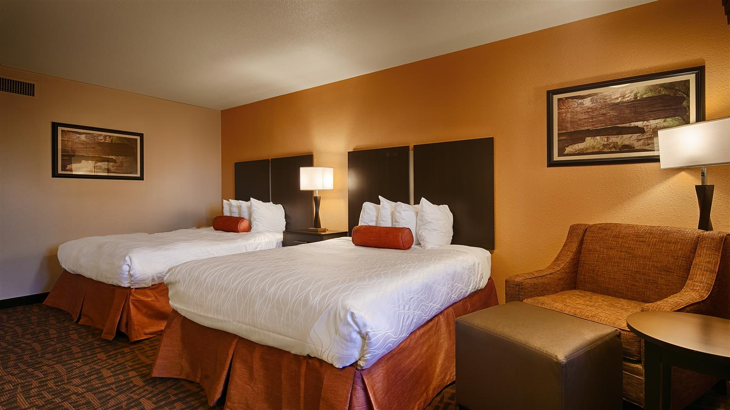 Room - Best Western Arizonian Inn Holbrook