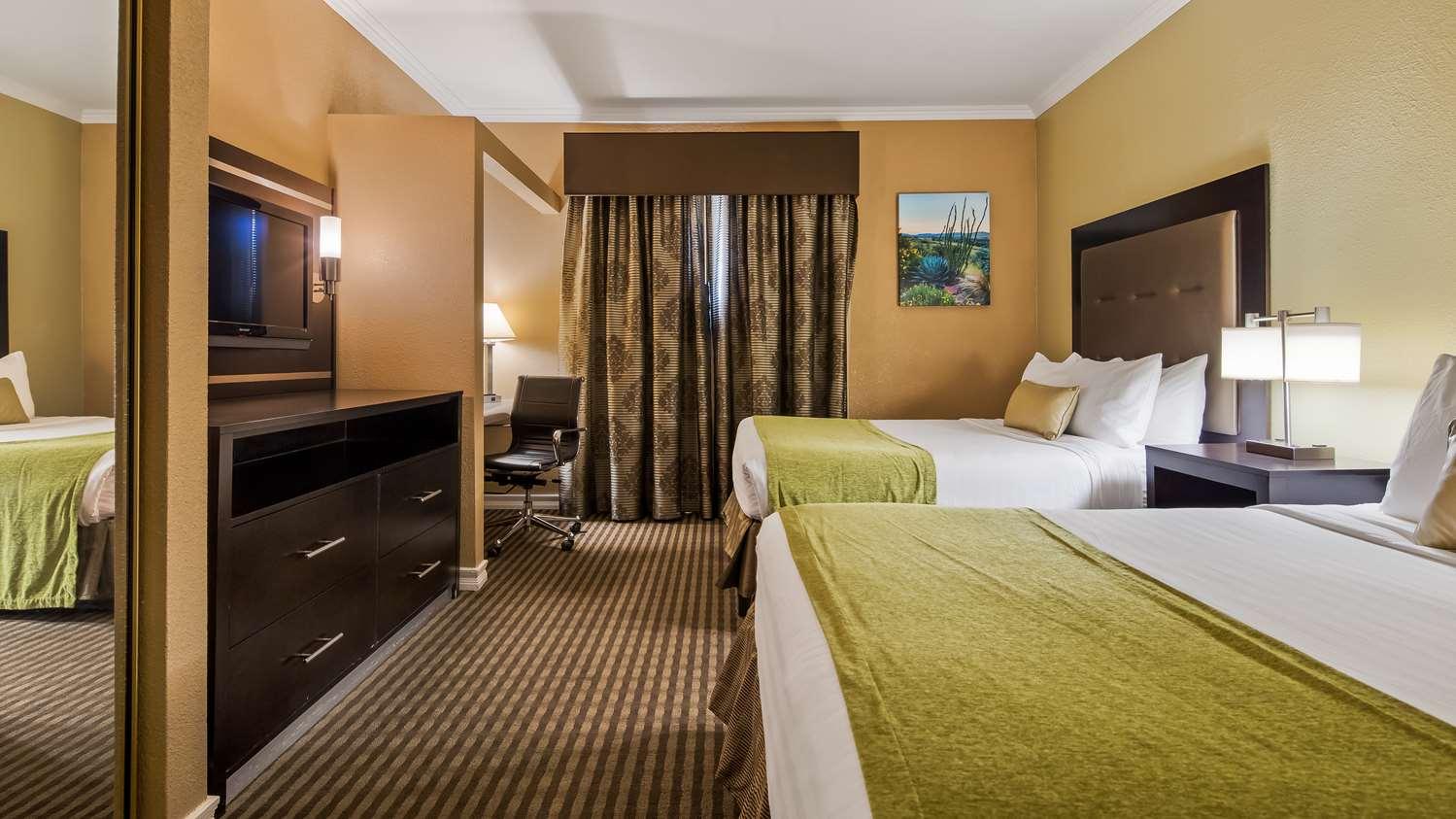 Room - Best Western Royal Sun Inn & Suites Tucson