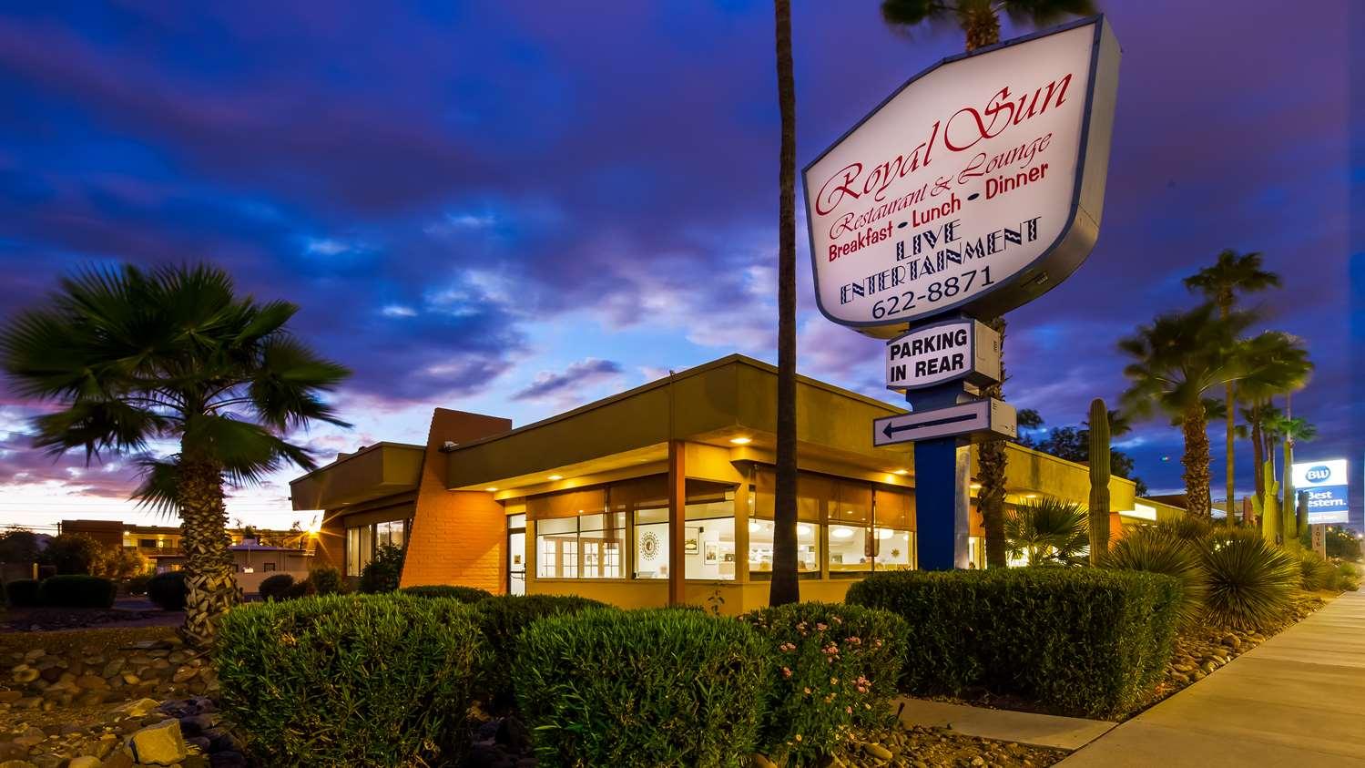 Exterior view - Best Western Royal Sun Inn & Suites Tucson