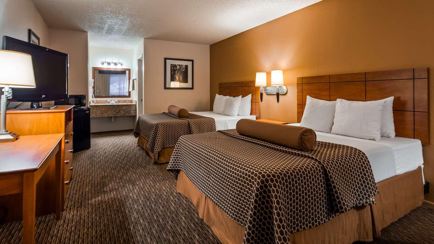 Room - Best Western Inn Pinetop-Lakeside