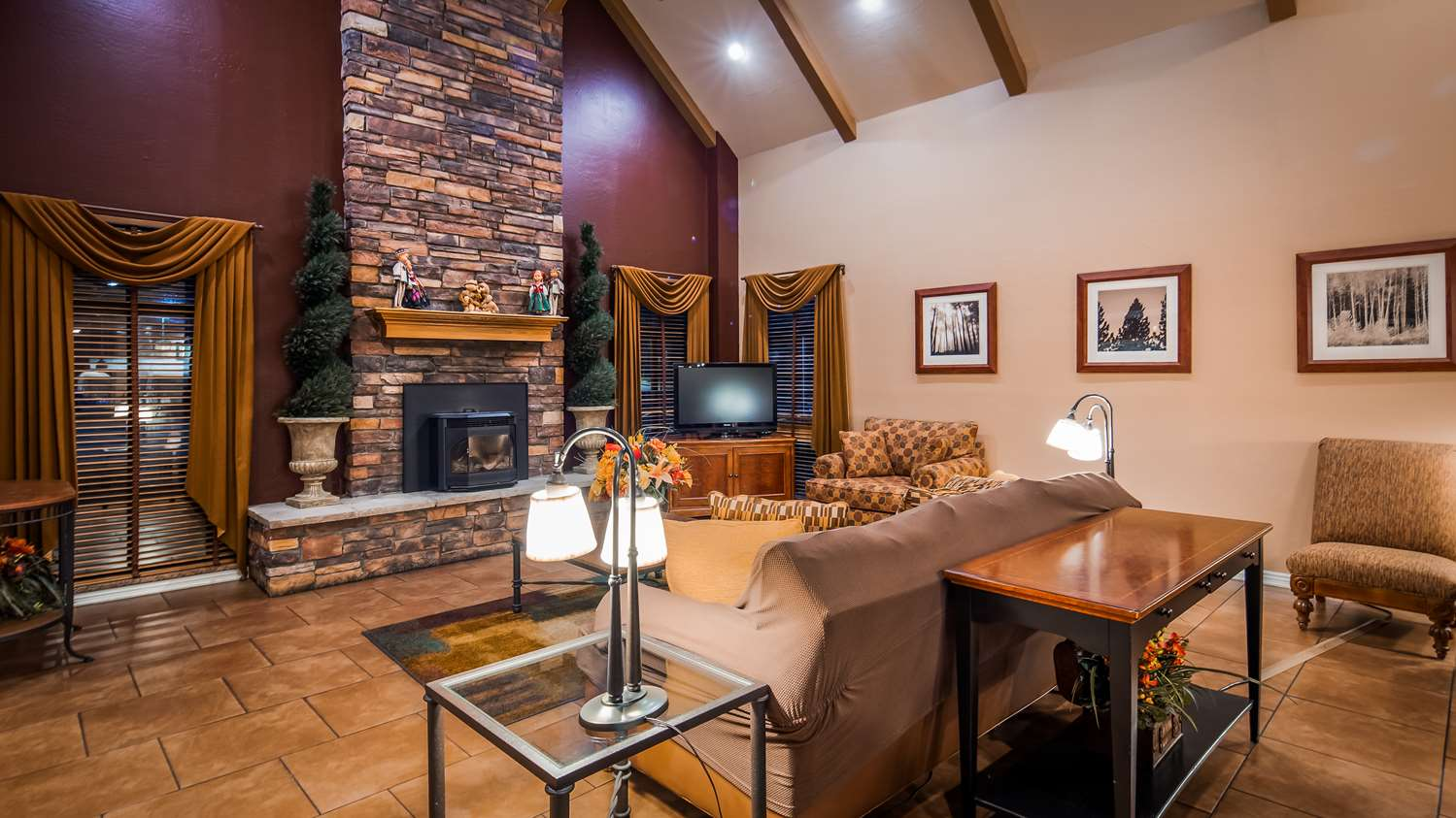 Lobby - Best Western Inn Pinetop-Lakeside