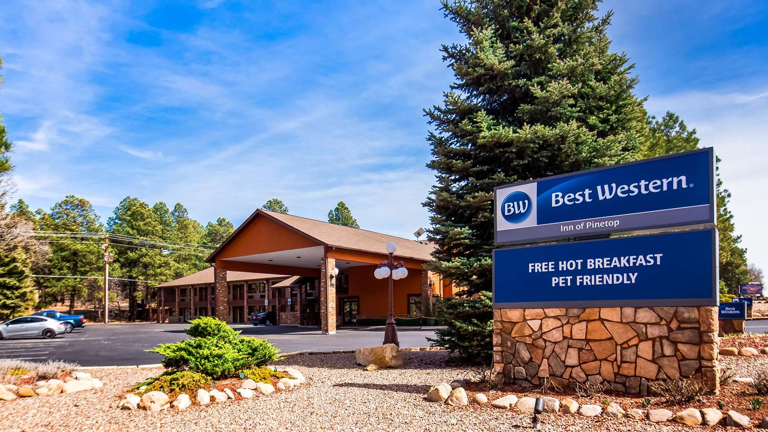 Exterior view - Best Western Inn Pinetop-Lakeside