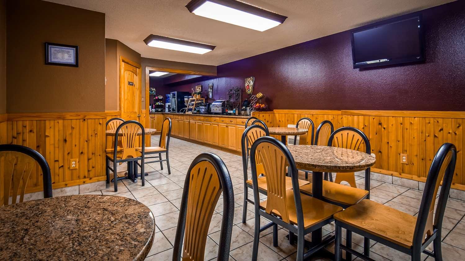 Restaurant - Best Western Inn Pinetop-Lakeside