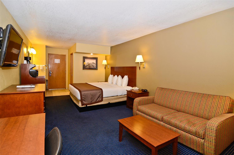 Room - Best Western Desert Oasis Inn Ehrenberg