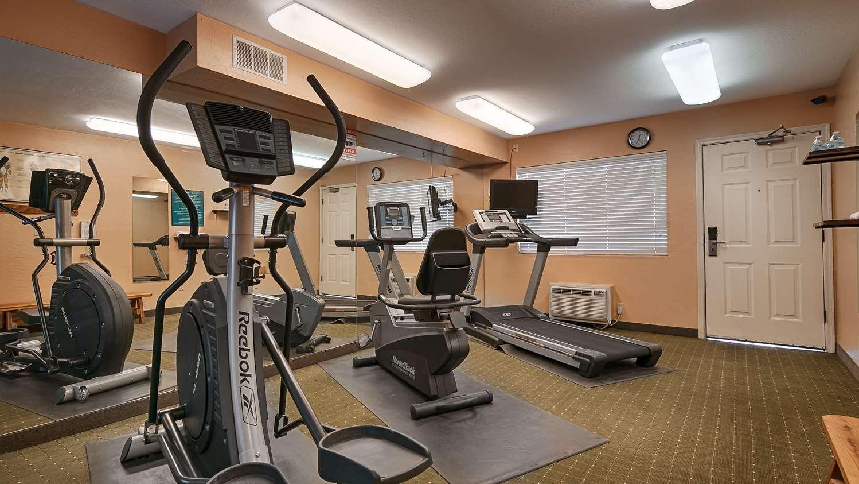 Fitness/ Exercise Room - Best Western Sunrise Inn Eagar