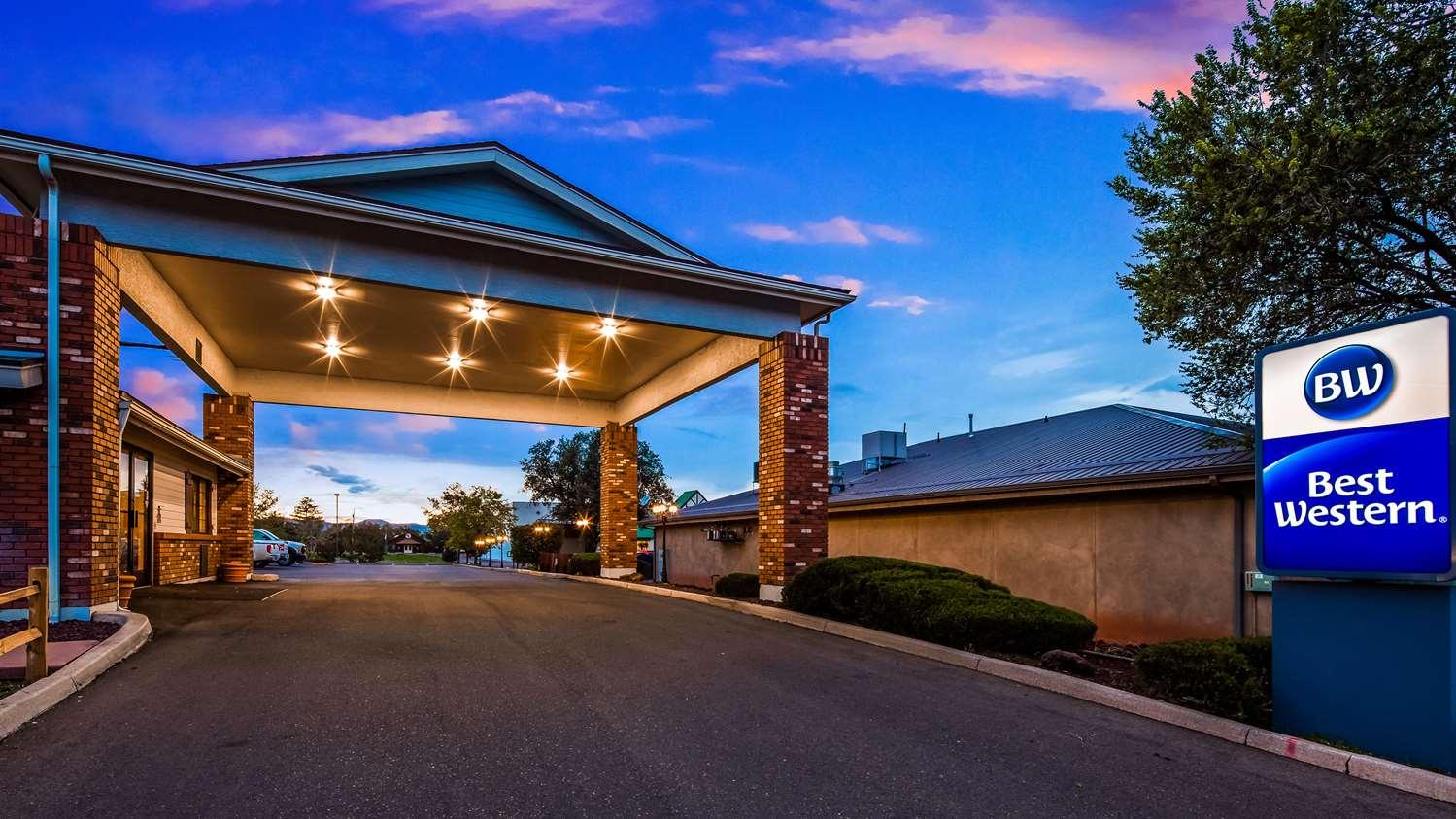 Exterior view - Best Western Sunrise Inn Eagar
