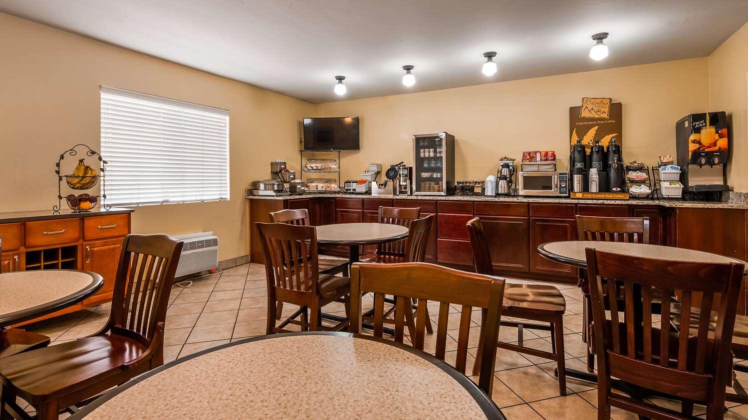 Restaurant - Best Western Sunrise Inn Eagar