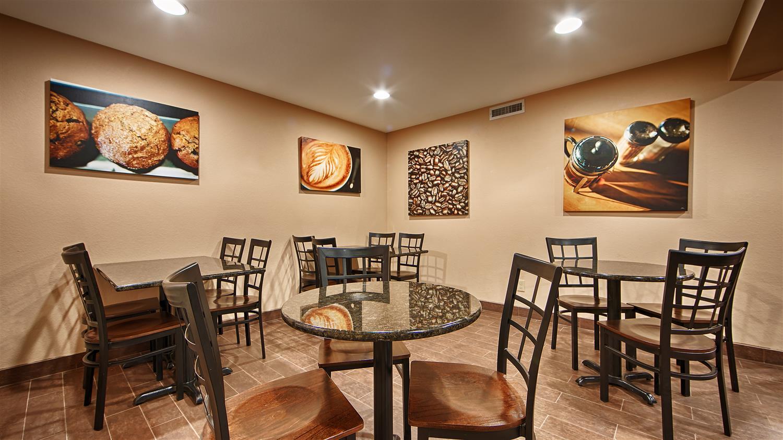 Restaurant - Best Western Inn Parker