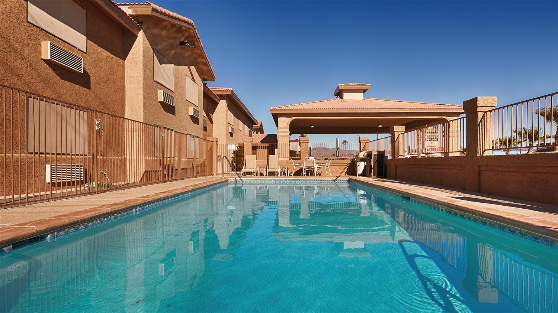 Pool - Best Western Inn Parker
