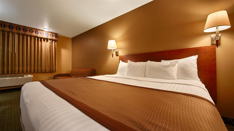 Room - Best Western Inn Parker