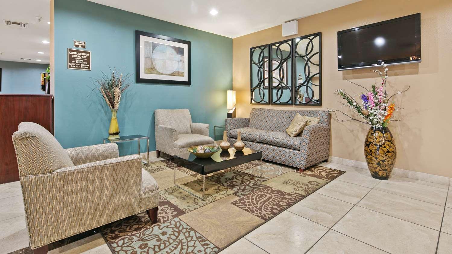 Lobby - Best Western Sonora Inn & Suites Nogales