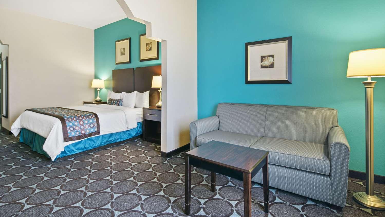Suite - Best Western Sonora Inn & Suites Nogales