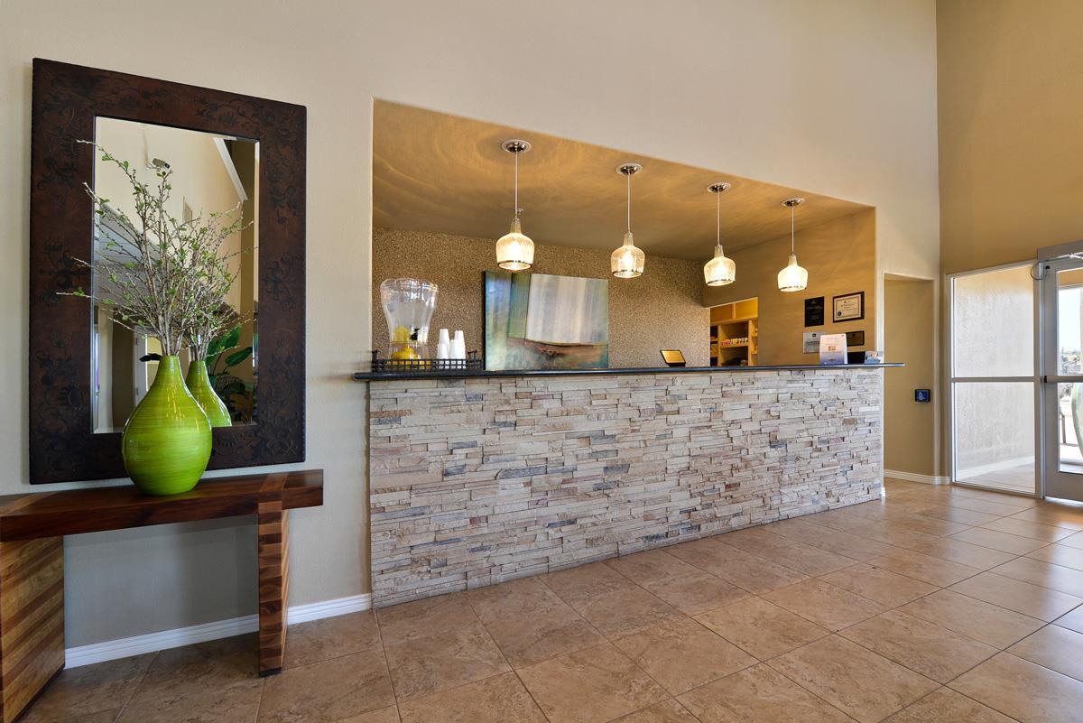 Lobby - Best Western Plus Winslow Inn