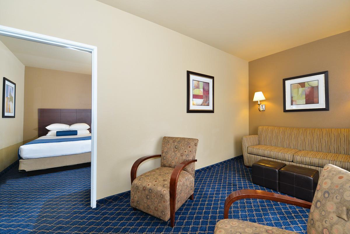 Suite - Best Western Plus Winslow Inn