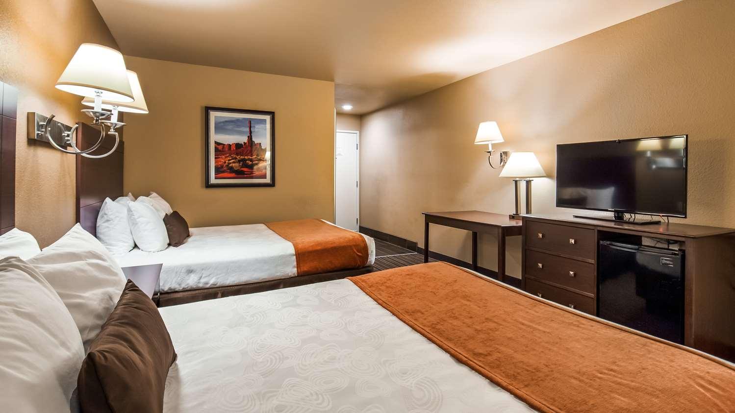 Room - Best Western Plus Winslow Inn