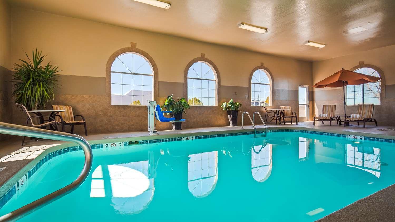 Pool - Best Western Plus Winslow Inn