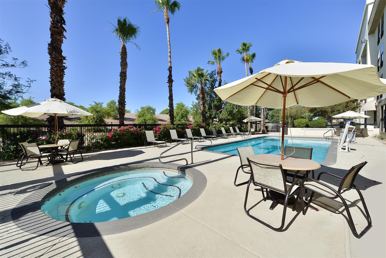 Pool - Best Western Plus Hotel Mesa
