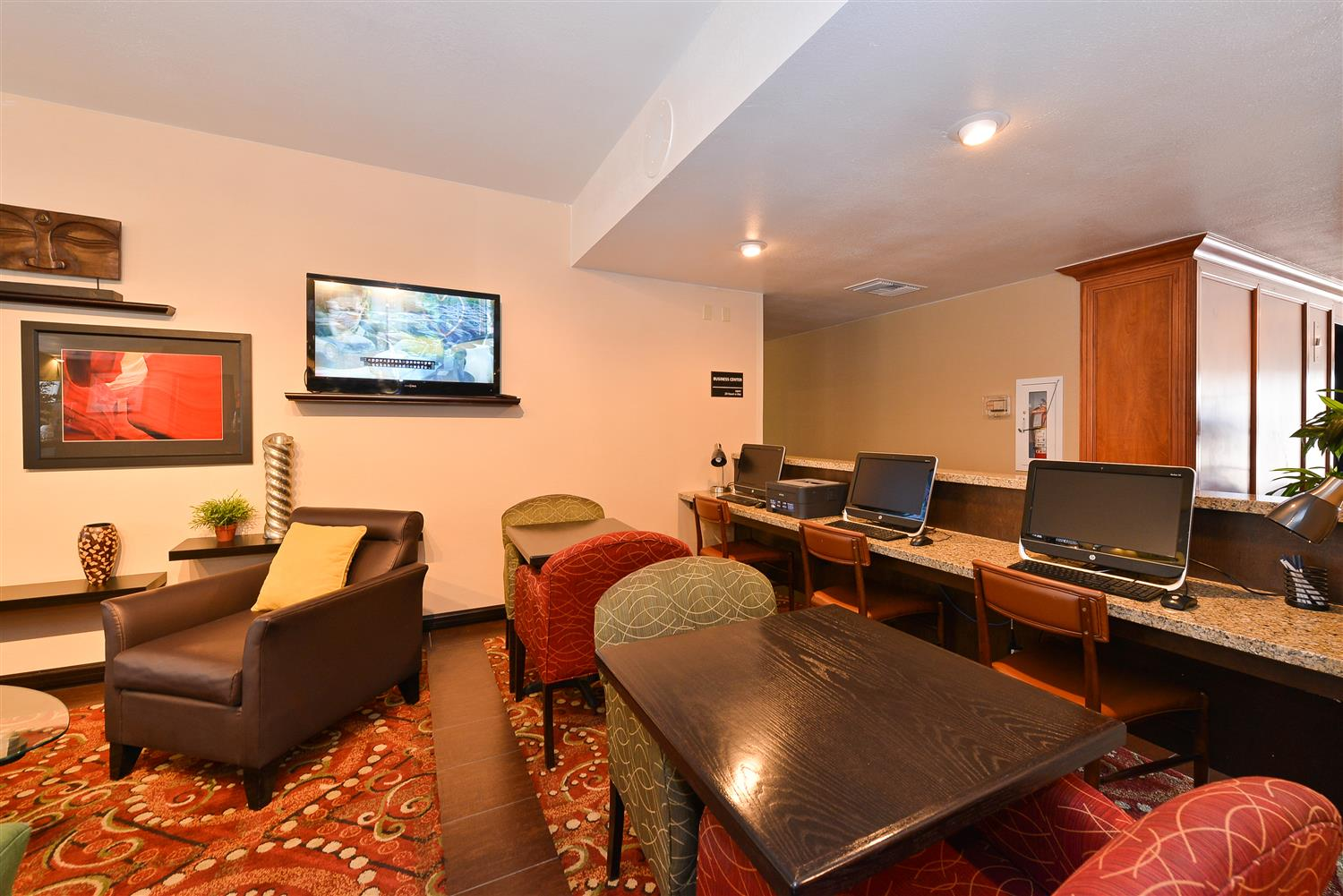 Conference Area - Best Western Plus Hotel Mesa