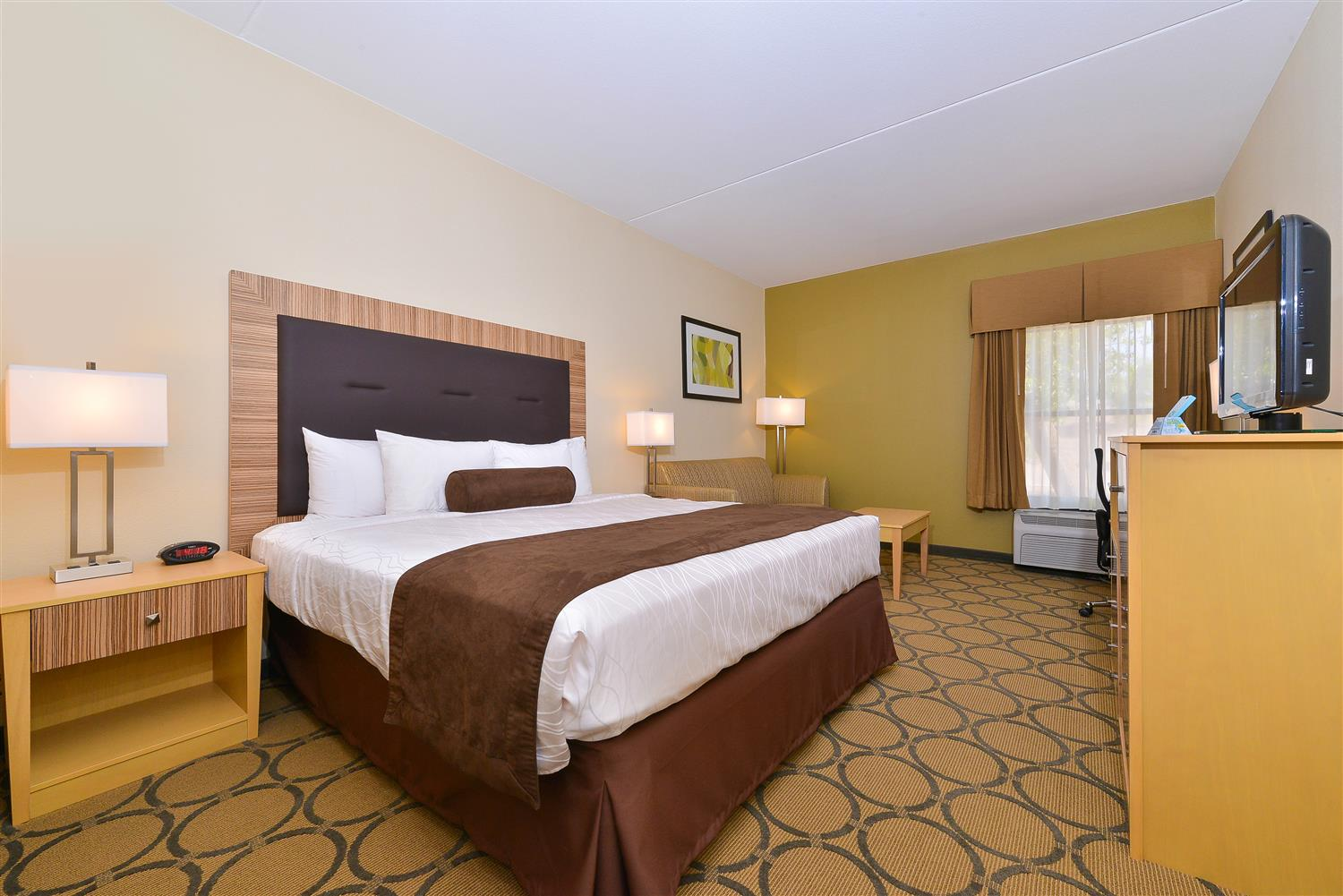 Room - Best Western Plus Hotel Mesa