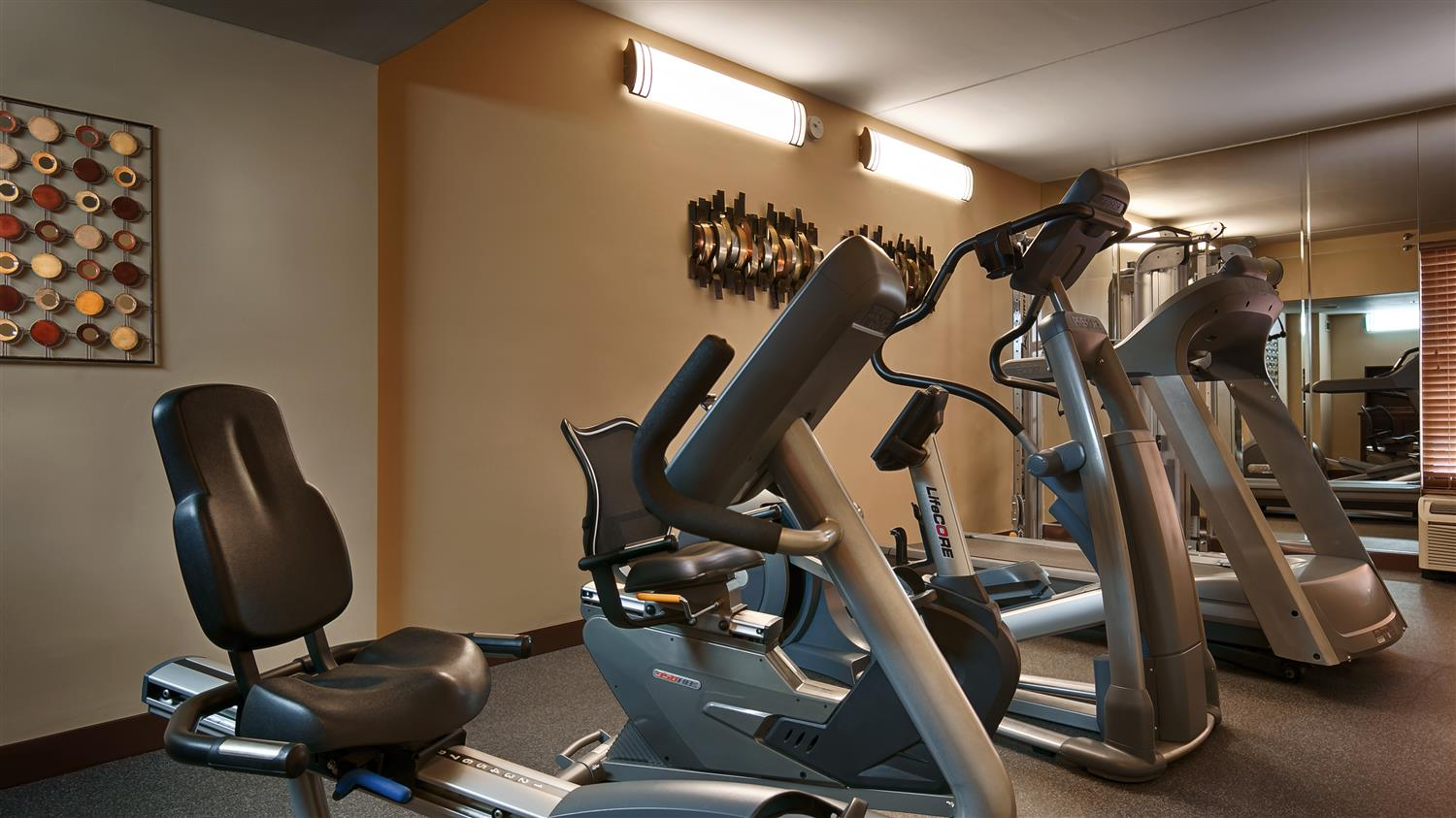 Fitness/ Exercise Room - Best Western Plus Hotel Mesa