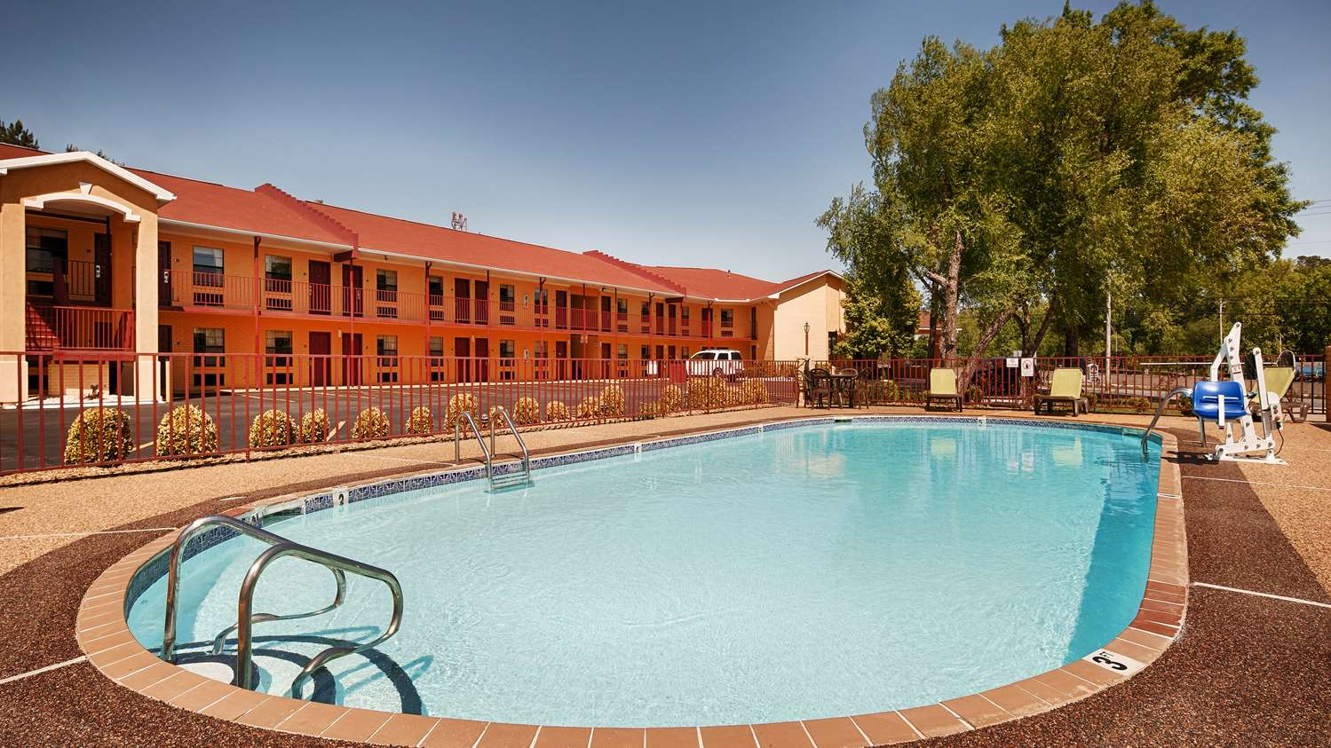 Rock Springs Hotels Allows Pets